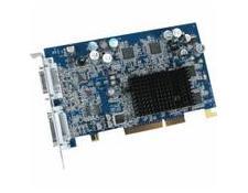 ATI Radeon 9600 XT 128MB (DVI/DVI) (AGP)