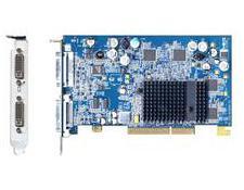 ATI Radeon 9600 128MB (DVI/DVI) (AGP)