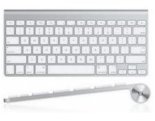 Apple Ultra Thin Wireless Bluetooth Keyboard MB167