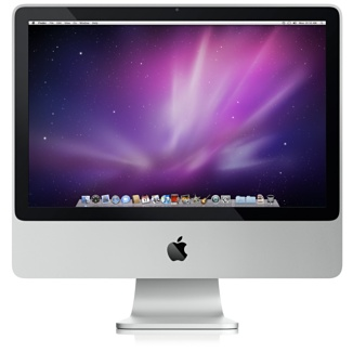 "20"" iMac 2.4GHz Intel Core 2 Duo (MB323LL/A)"