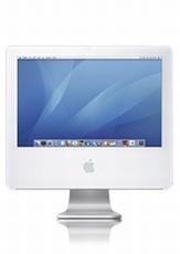 "17"" iMac 2.0GHz G5 (M9844LL/A)"