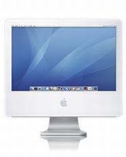 "20"" iMac 2.0GHz G5 (M9845LL/A)"