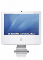 "17"" iMac 1.83GHz Intel Core Duo (MA199LL/A)"