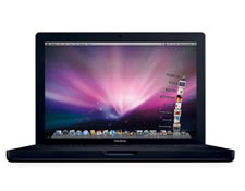 "13"" Macbook 2.0GHz Intel Core 2 Duo (Black)"