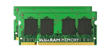 2GB KIT 2x1G DDR2 PC2-5300 667MHz SODIMM (Generic)