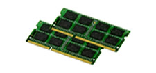 4GB KIT 2x2G DDR3 PC-8500 1066MHz SODIMM (Generic)